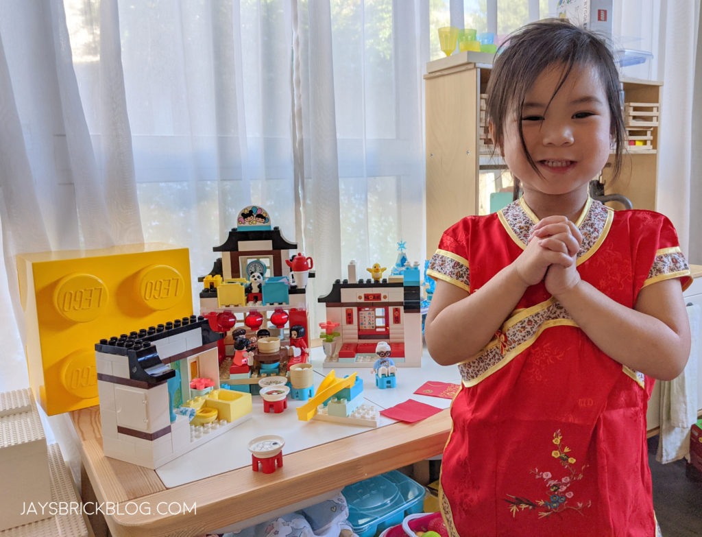 LEGO 10943 Duplo Happy Childhood Moments Chinese New Year