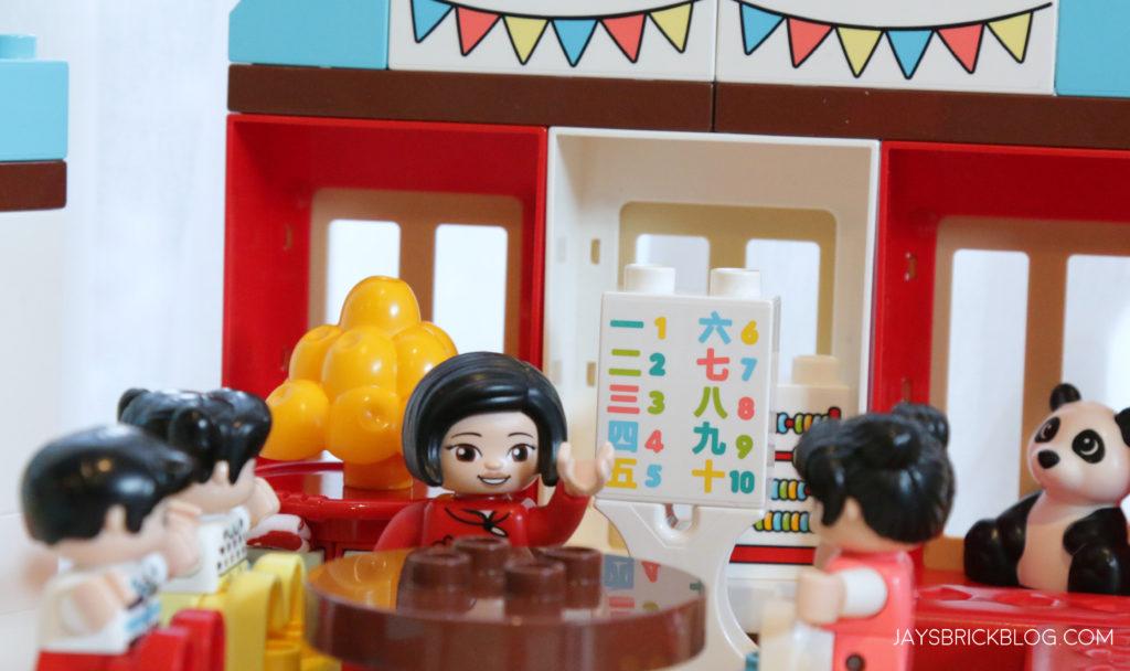 LEGO 10943 Duplo Happy Childhood Moments Classroom Teaching