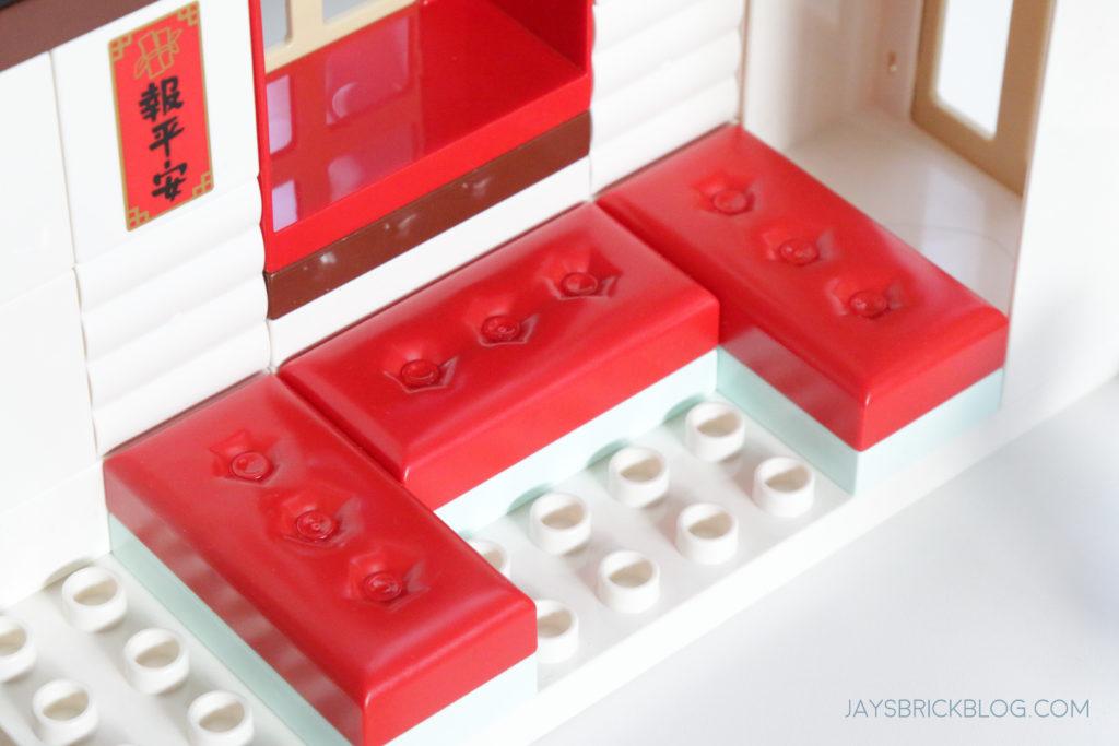 LEGO 10943 Duplo Happy Childhood Moments Cushions