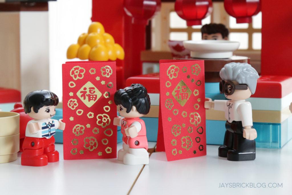 LEGO 10943 Duplo Happy Childhood Moments Hongbao
