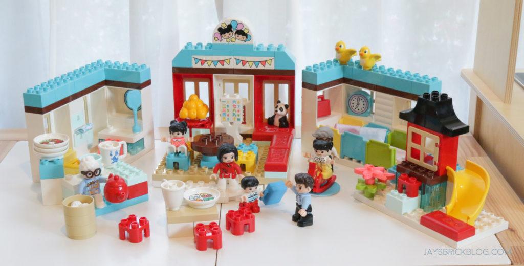 LEGO 10943 Duplo Happy Childhood Moments Kindergarten