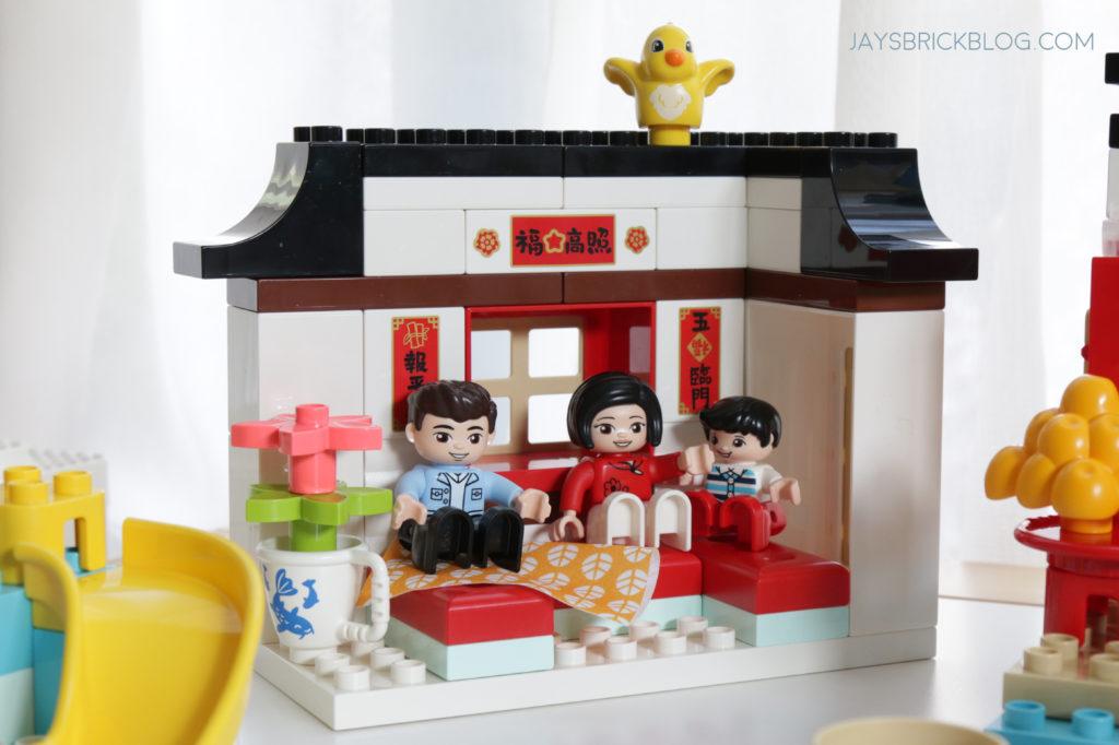 LEGO 10943 Duplo Happy Childhood Moments Loungeroom