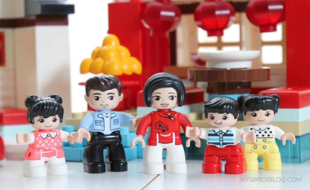 LEGO 10943 Duplo Happy Childhood Moments Main Family Figures