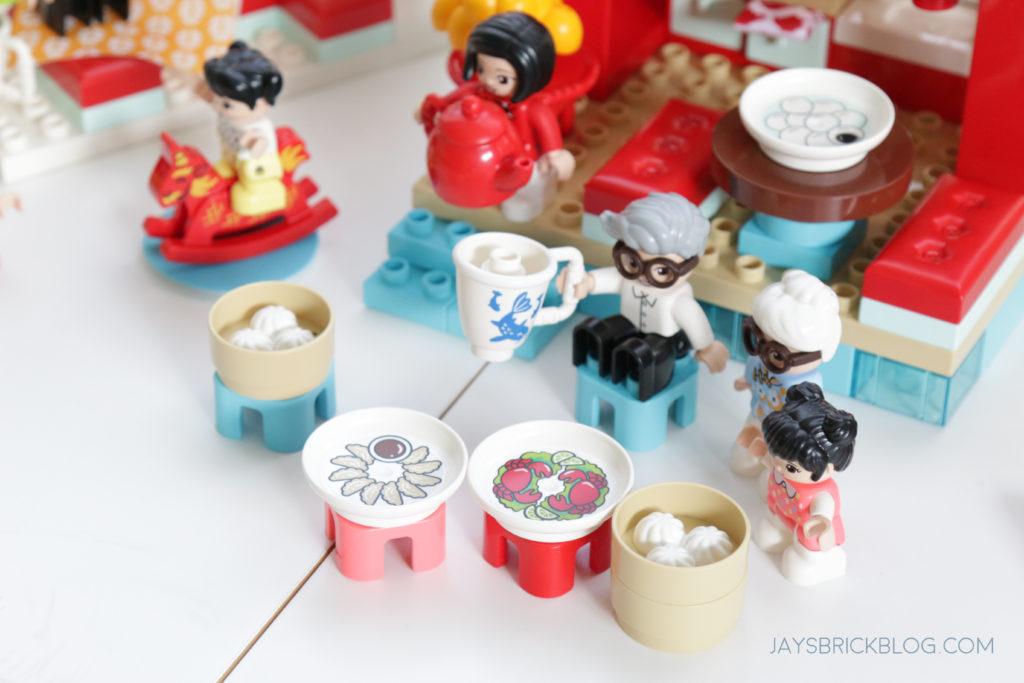 LEGO 10943 Duplo Happy Childhood Moments Meals