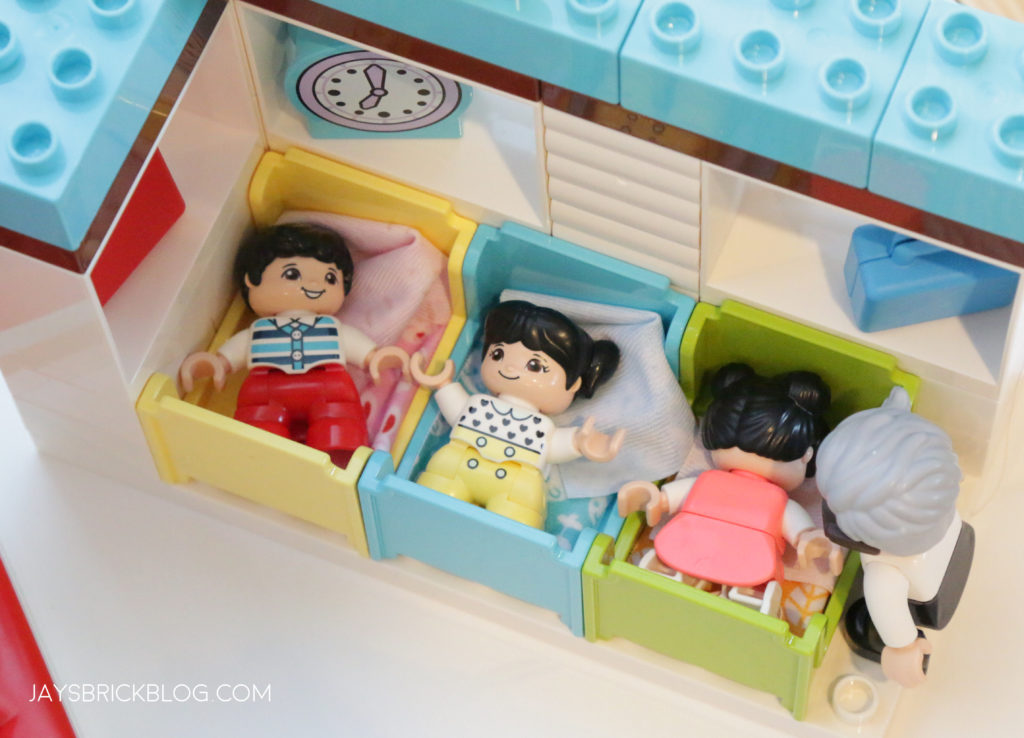 LEGO 10943 Duplo Happy Childhood Moments Nap Time
