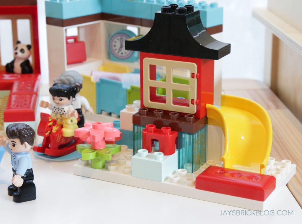 LEGO 10943 Duplo Happy Childhood Moments Play Slide