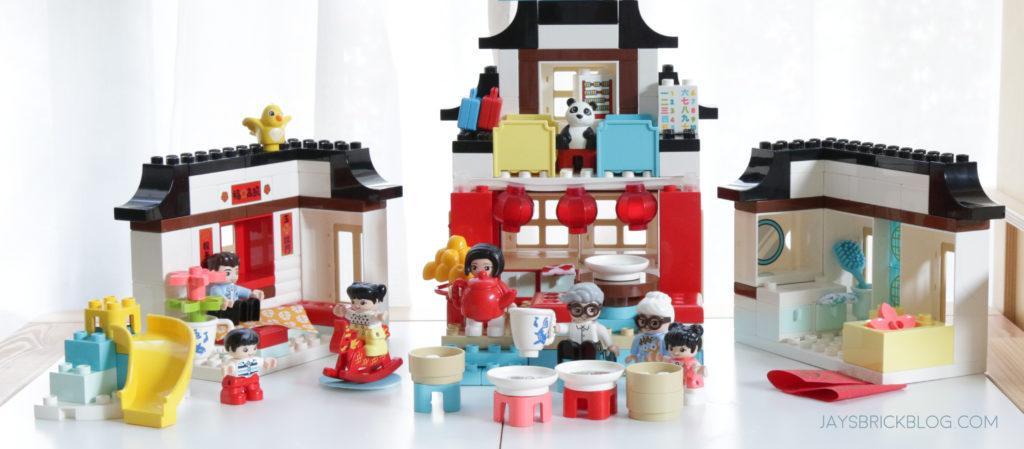 LEGO 10943 Duplo Happy Childhood Moments Set Photo