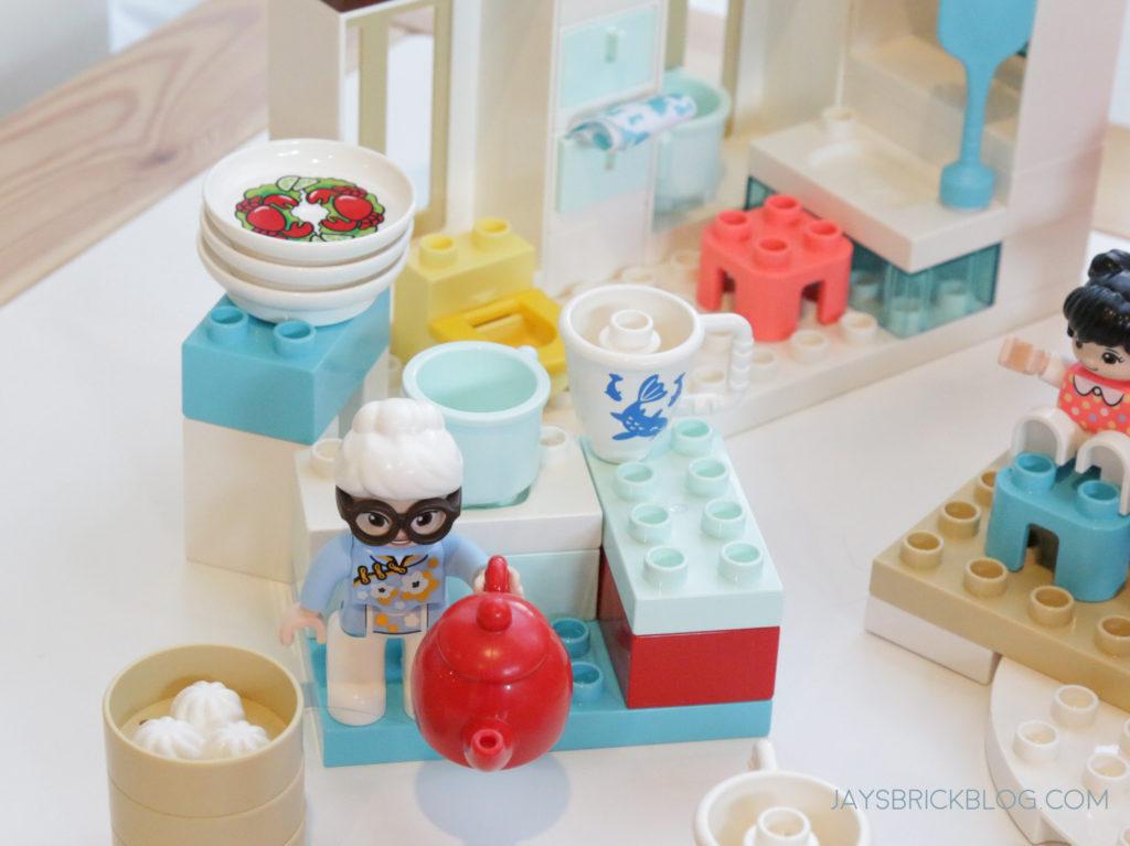 LEGO 10943 Duplo Happy Childhood Moments Washing Area