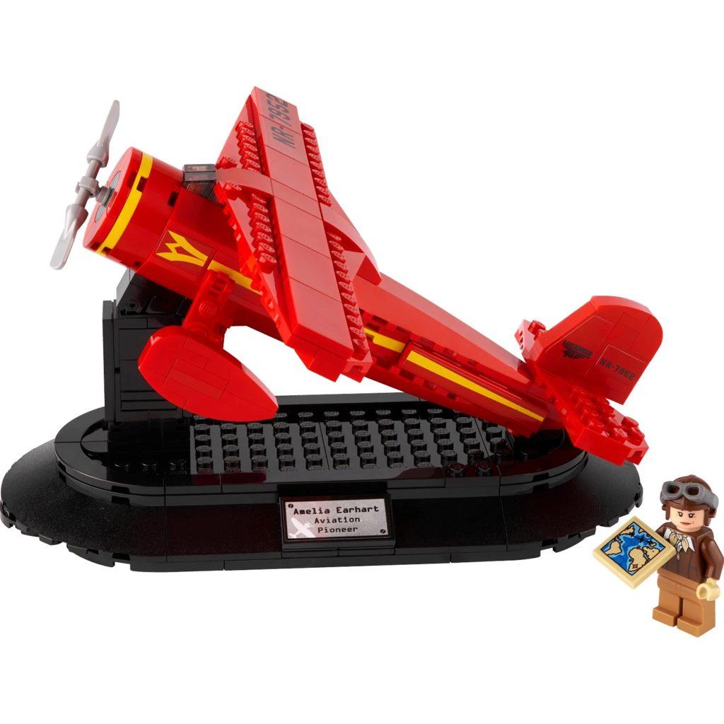 LEGO 40450 Amelia Earhart Promo