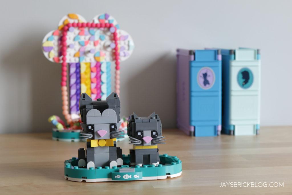 LEGO Brickheadz Pets Shorthair Cats