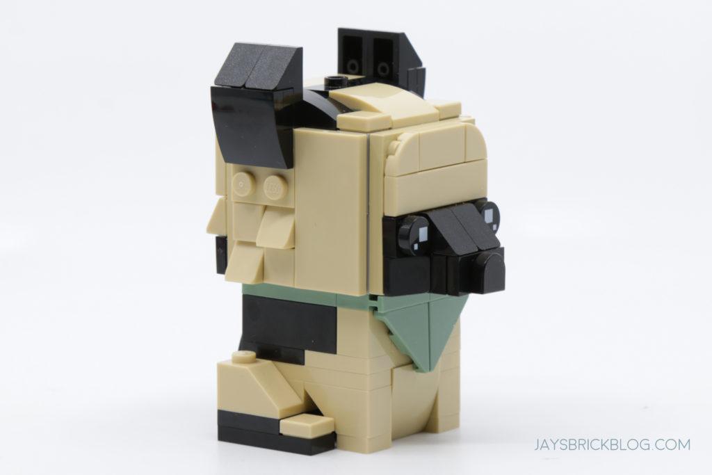 LEGO Brickheadz Pets Wave 1 German Shepherd
