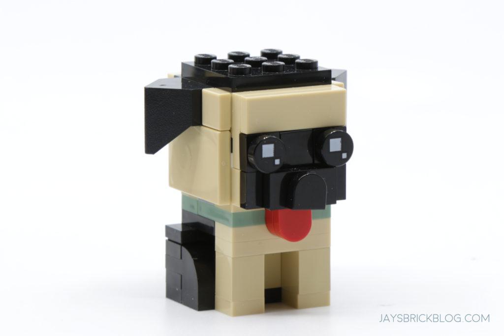LEGO Brickheadz Pets Wave 1 German Shepherd Puppy