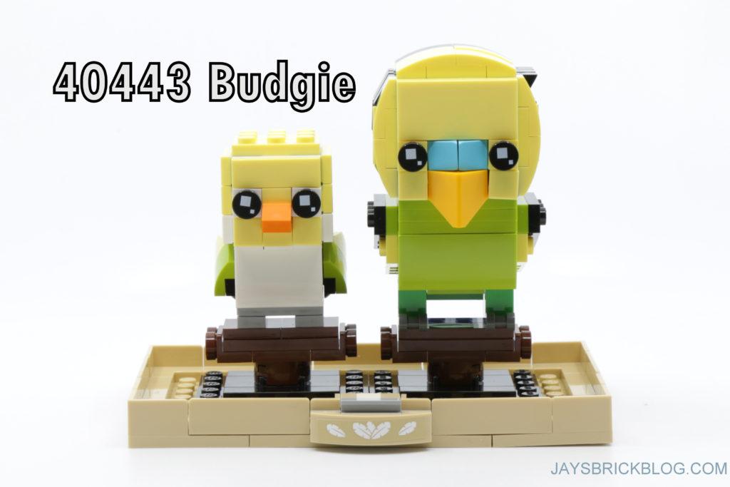 LEGO Brickheadz Pets Wave 2 40443 Budgie