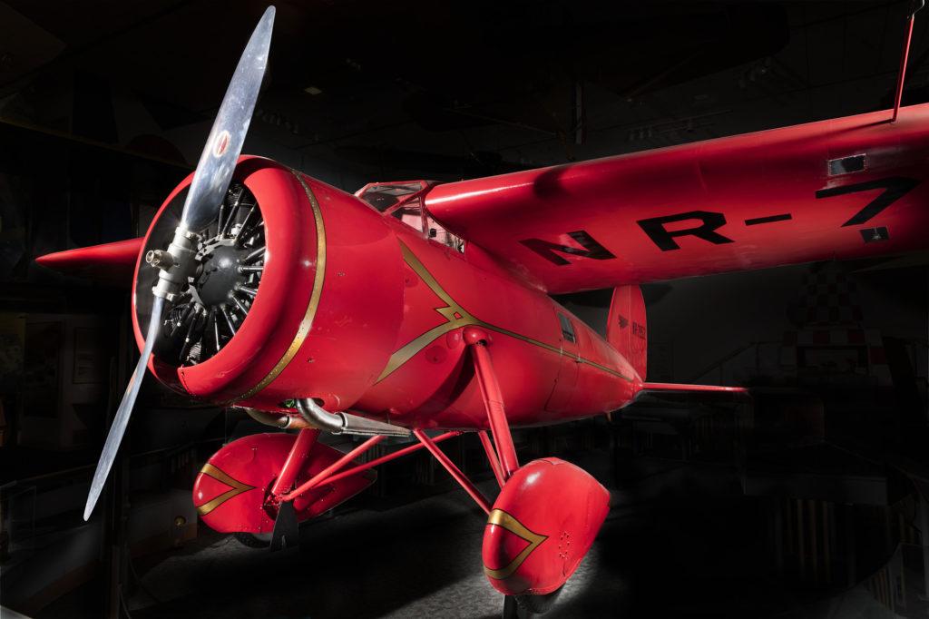 Amelia Earhart Lockheed 5B Vega