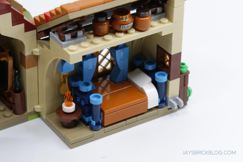 LEGO 21326 Winnie the Pooh Bedroom
