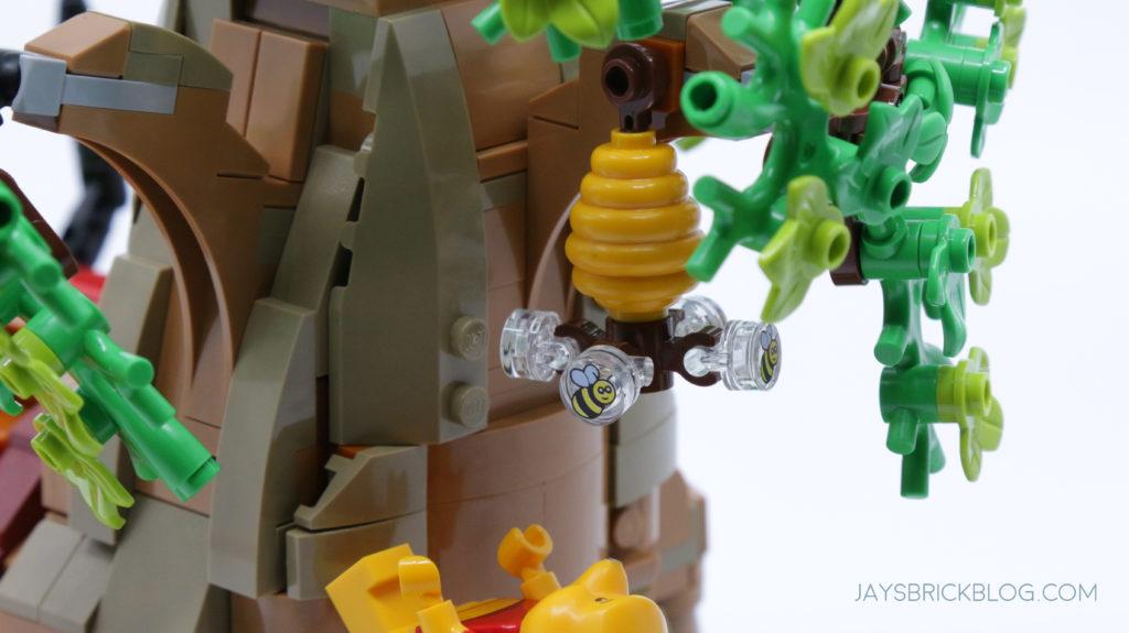 LEGO 21326 Winnie the Pooh Beehive
