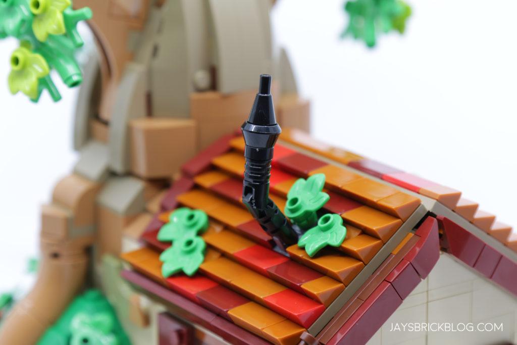 LEGO 21326 Winnie the Pooh Chimney