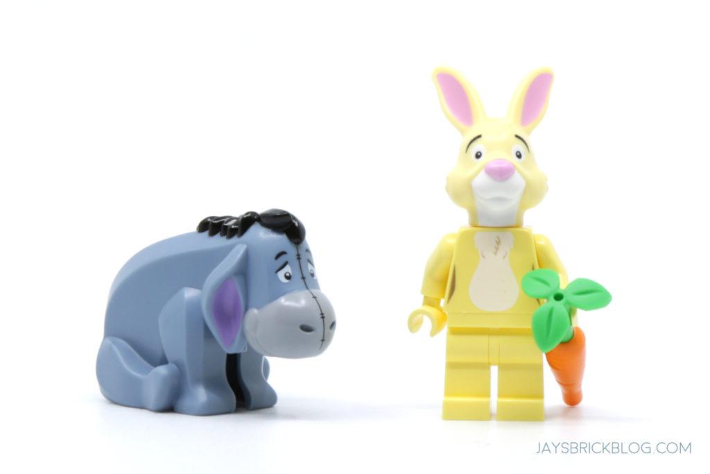 LEGO 21326 Winnie the Pooh Eeyore and Rabbit