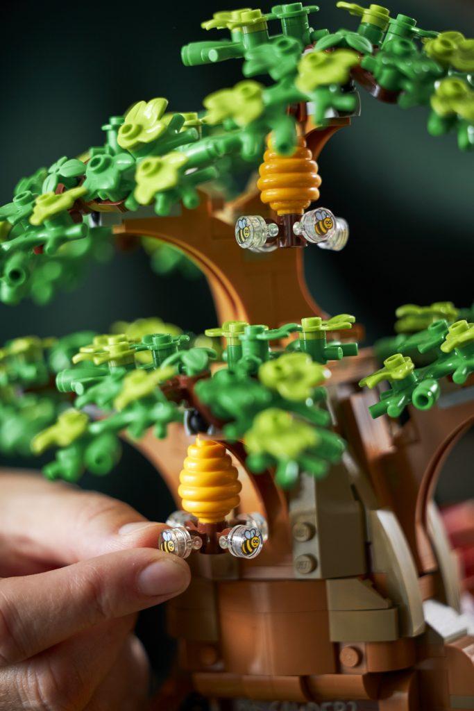 LEGO 21326 Winnie the Pooh Lifestyle Beehive