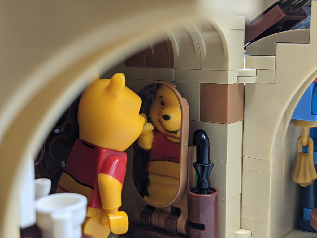 LEGO 21326 Winnie the Pooh Mirror