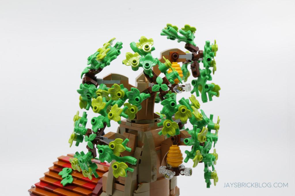 LEGO 21326 Winnie the Pooh Oak Tree