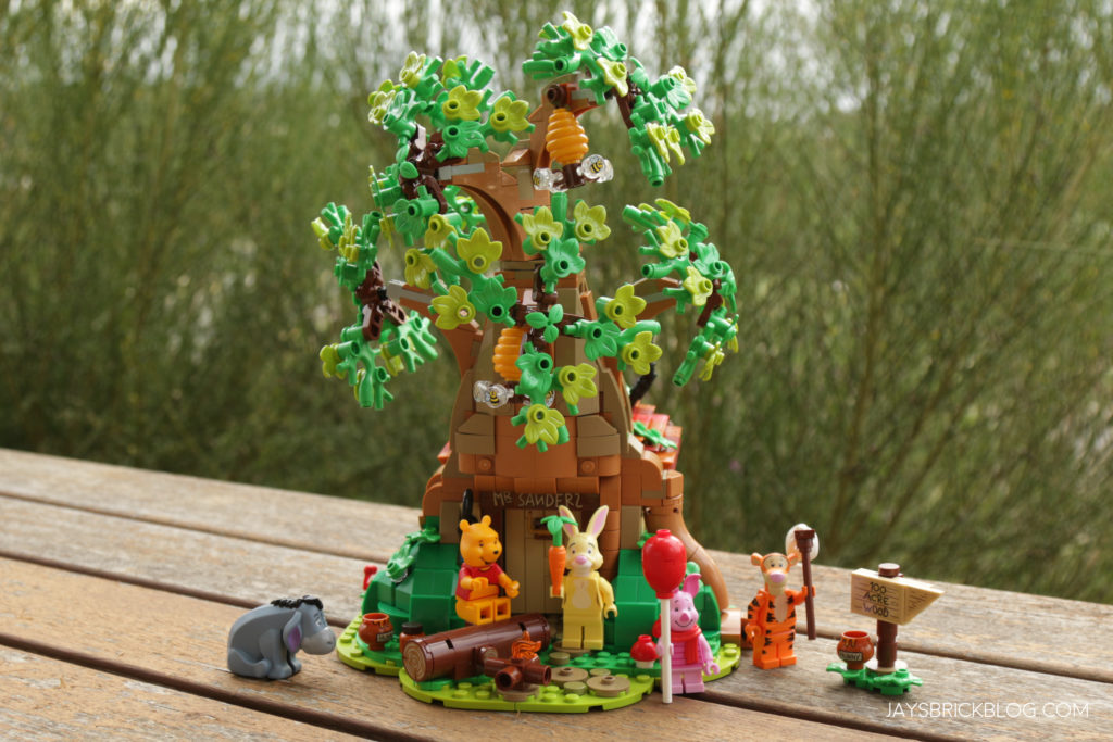 LEGO 21326 Winnie the Pooh Outdoors Landscape