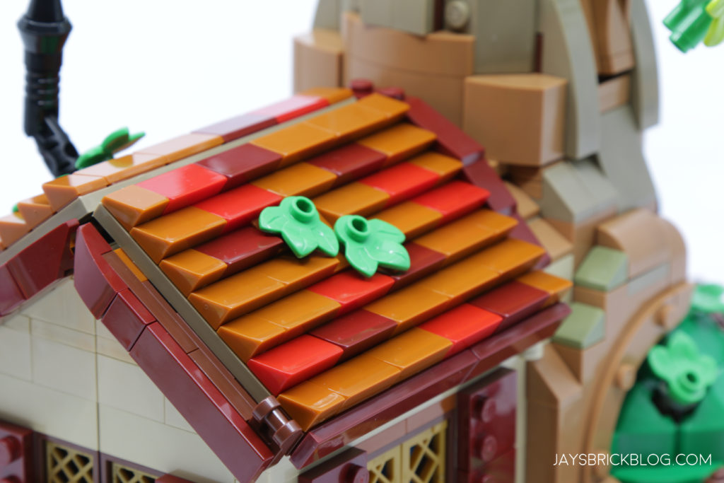 LEGO 21326 Winnie the Pooh Roof Tiles