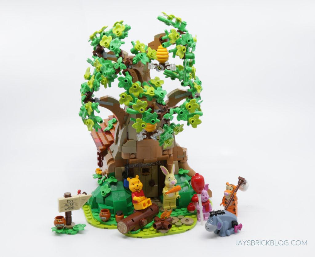 LEGO 21326 Winnie the Pooh Set Photo 1