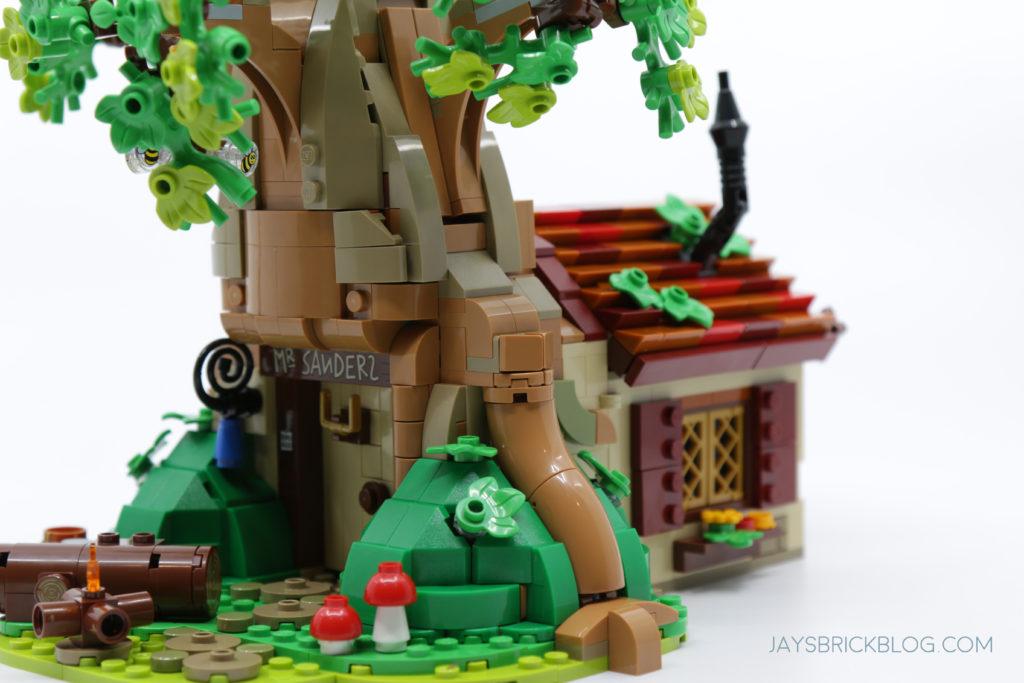 LEGO 21326 Winnie the Pooh Tree Root