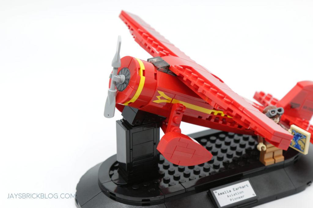 LEGO 40450 Amelia Earhart Tribute Propellers