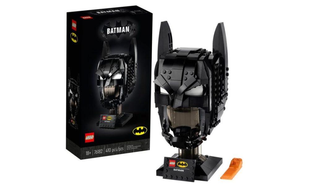 LEGO 76182 Batman Cowl Feature Image