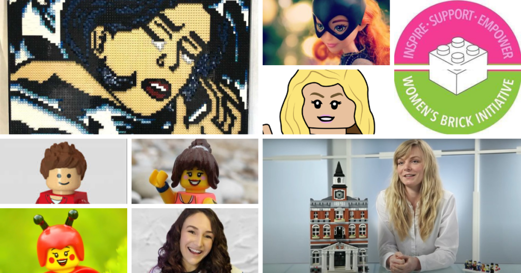 LEGO International Womens Day 2021 Feature Photo