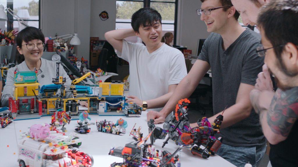 LEGO Monkie Kid Design Team