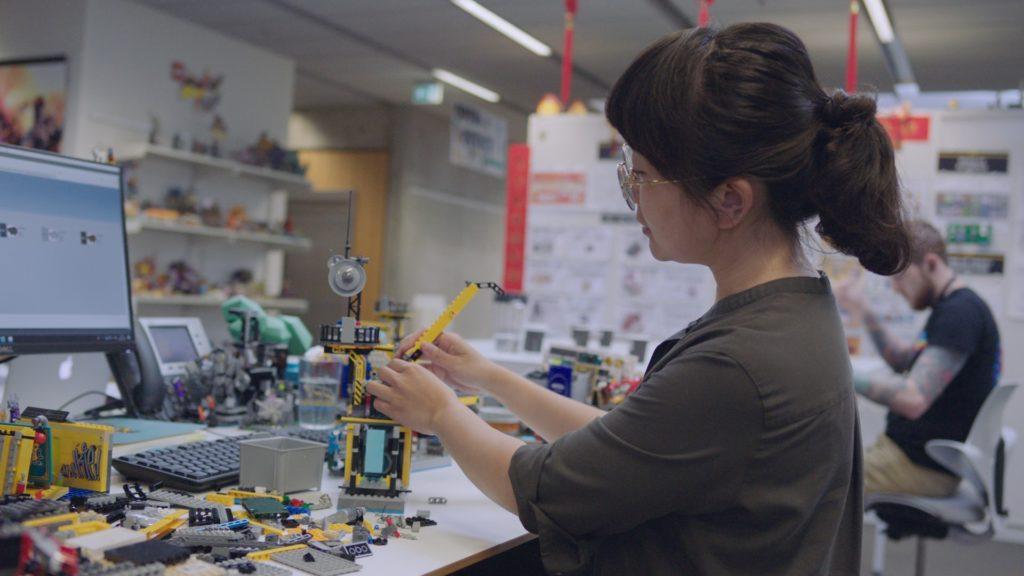 Li Yu Lin LEGO