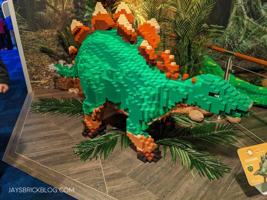Brickman Jurassic Park Melbourne 2021 13