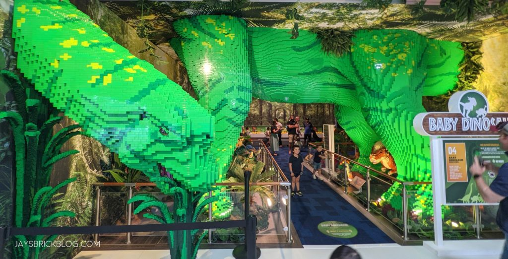 Brickman Jurassic Park Melbourne 2021 15