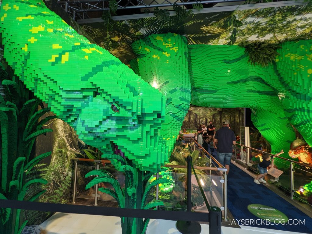 Brickman Jurassic Park Melbourne 2021 16