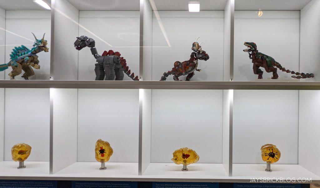 Brickman Jurassic Park Melbourne 2021 17