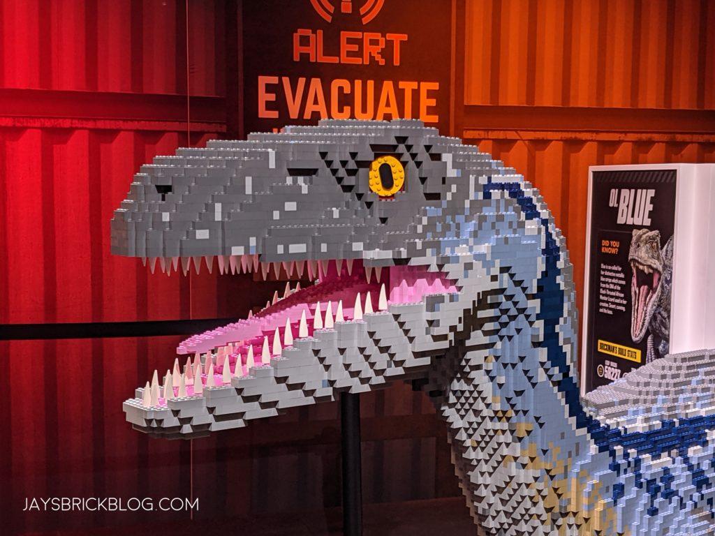 Brickman Jurassic Park Melbourne 2021 27