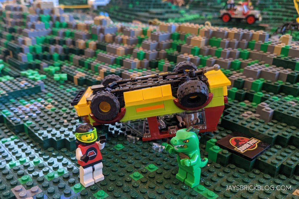 Brickman Jurassic Park Melbourne 2021 3