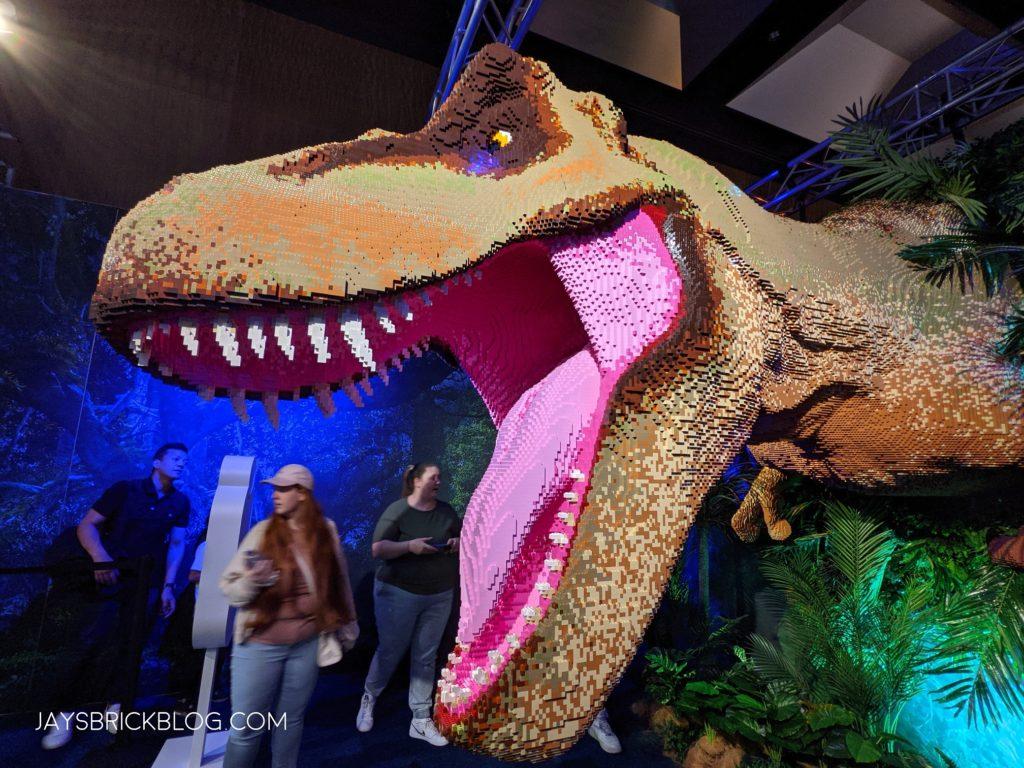 Brickman Jurassic Park Melbourne 2021 31