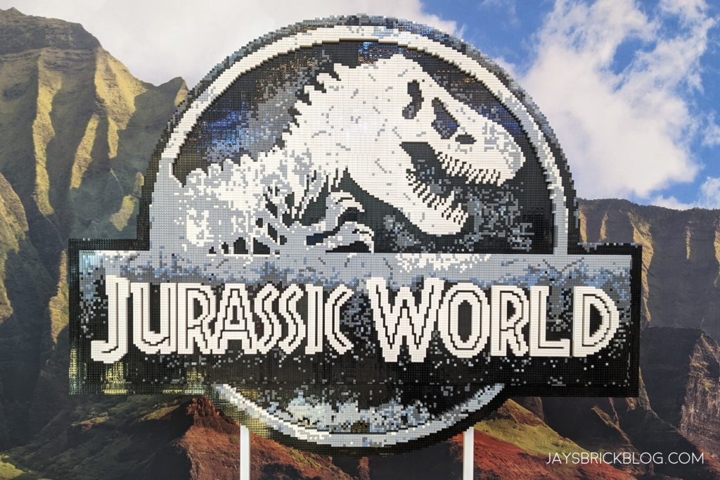 Brickman Jurassic Park Melbourne 2021 4