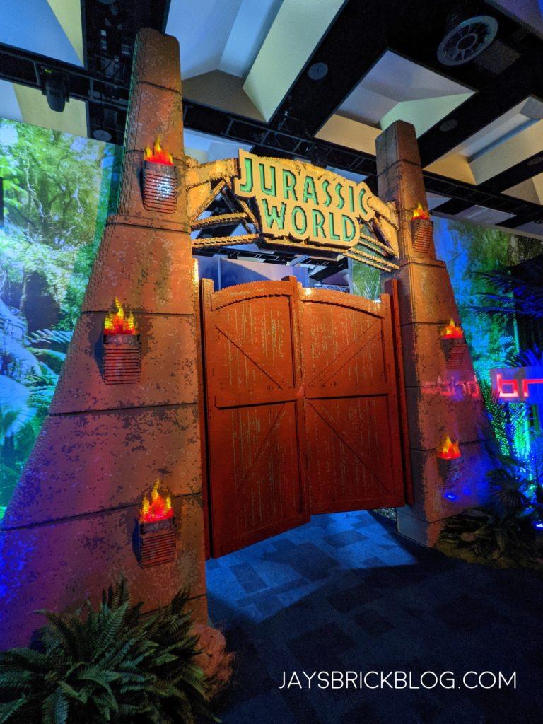 Brickman Jurassic Park Melbourne 2021 8