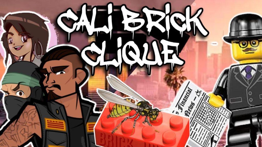 Cali Brick Clique Podcast