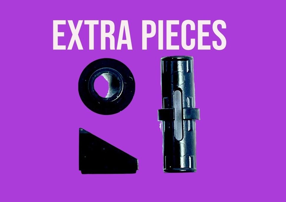 Extra Pieces Podcast 2
