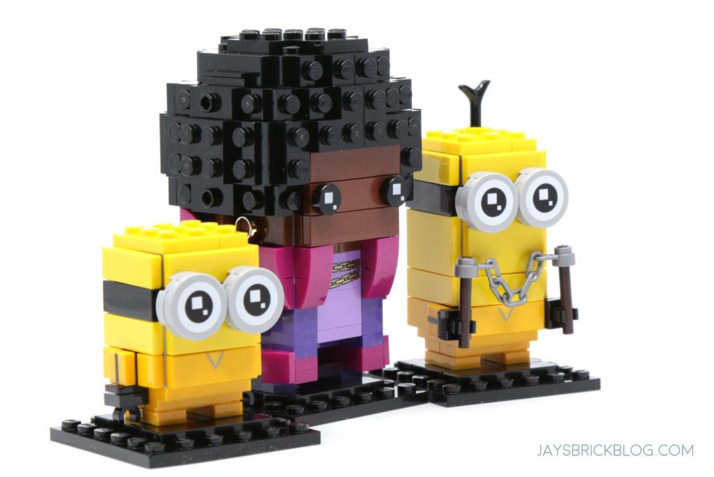 LEGO 40421 Belle Bottom Kevin and Bob Set