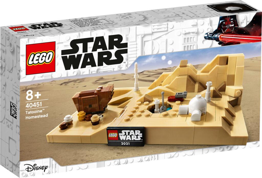 LEGO 40451 Tatooine Homestead May the 4th GWP