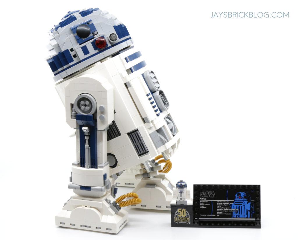 LEGO 75308 UCS R2 D2