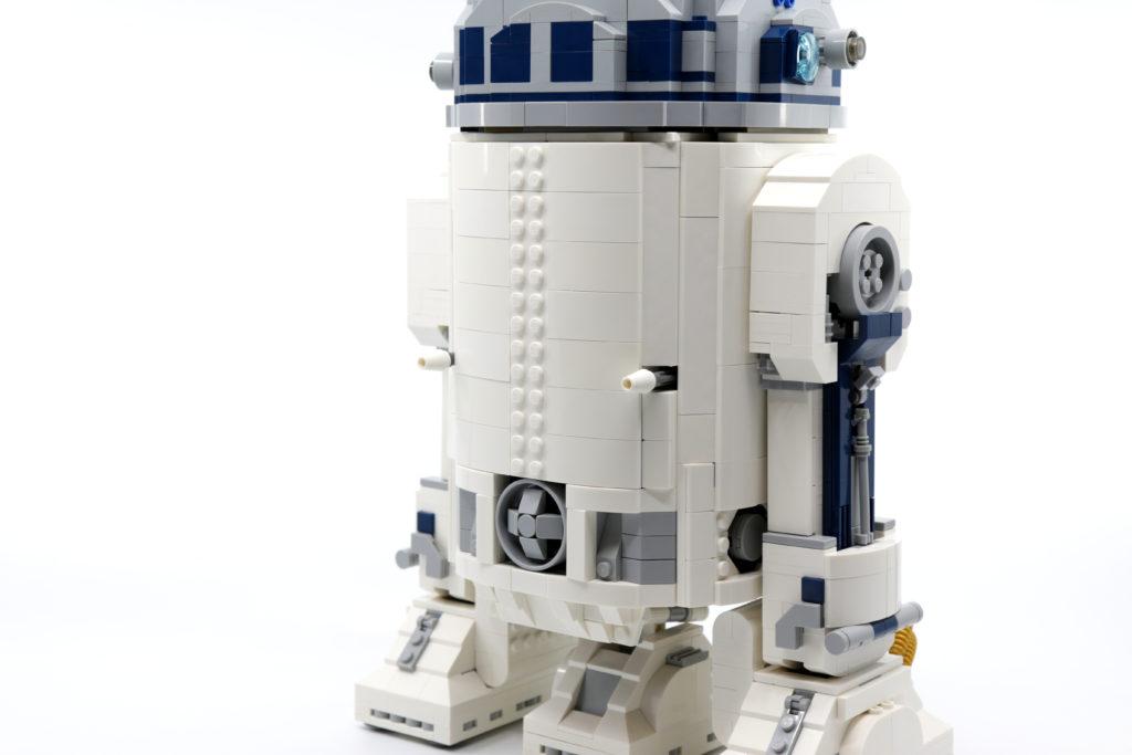 LEGO 75308 UCS R2 D2 Back