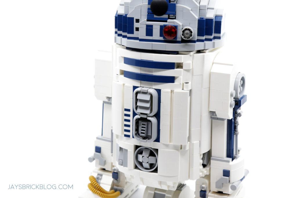 LEGO 75308 UCS R2 D2 Body